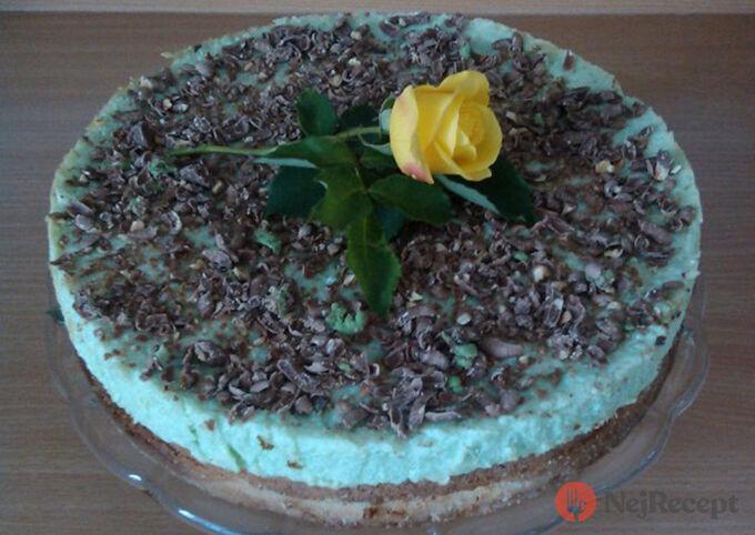 Recept Pistáciový dort