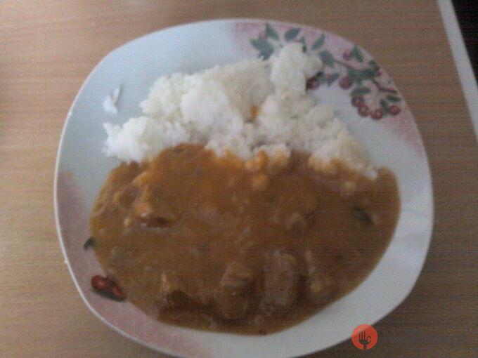 Recept Azu po tatarsku s rýži