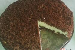 Příprava receptu Strouhaný tvarohový koláček, krok 1