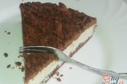 Příprava receptu Strouhaný tvarohový koláček, krok 2