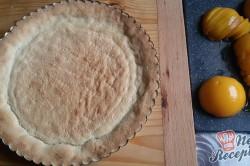 Příprava receptu Nejjednodušší ovocný koláč se želatinou, krok 7