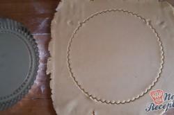 Příprava receptu Nejjednodušší ovocný koláč se želatinou, krok 5