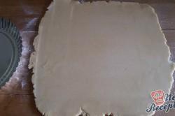 Příprava receptu Nejjednodušší ovocný koláč se želatinou, krok 4