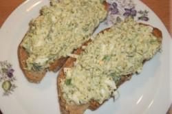 Brokolicová pomazánka - recept z časopisu, krok 4