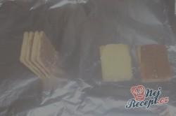 Příprava receptu Nepečené BB řezy, krok 3