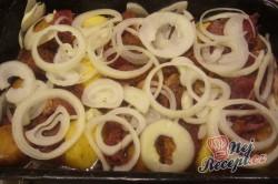 Příprava receptu Manželův oběd - vše z jednoho pekáče, krok 3
