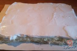 Příprava receptu Nejrychlejší a nejlepší krémeš - FOTOPOSTUP, krok 13