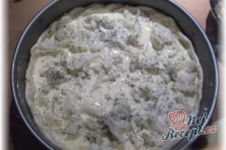 Příprava receptu Květákový koláč, krok 1