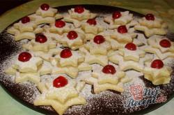Příprava receptu Vánoční hvězdy, krok 5