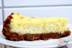 Příprava receptu Cheesecake z vaječného likéru, krok 8