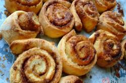 Příprava receptu Skořicoví šneci v karamelové omáčce, krok 8