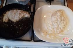 Příprava receptu Křehoučká kuřecí prsa s bramborovou přílohou, krok 5