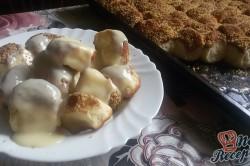 Příprava receptu Dukátové buchtičky se skořicí a vlašskými ořechy, krok 15
