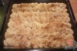 Příprava receptu Dukátové buchtičky se skořicí a vlašskými ořechy, krok 10