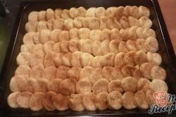 Příprava receptu Dukátové buchtičky se skořicí a vlašskými ořechy, krok 9