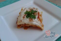 Příprava receptu Lasagne s mrkví a lněnými semínky, krok 1