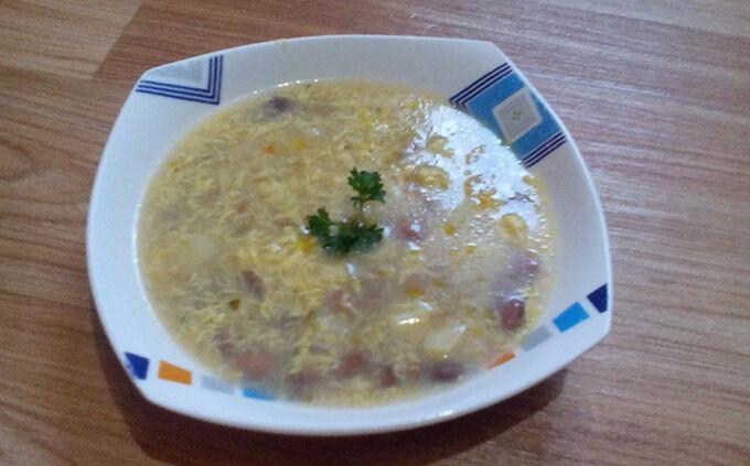 Recept Fazolová polévka