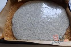 Příprava receptu Výborné jablečno-makové řezy - FOTOPOSTUP, krok 9
