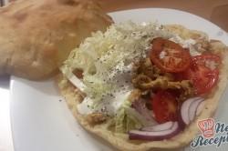 Příprava receptu Domácí kuřecí kebab - FOTOPOSTUP, krok 12