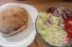 Příprava receptu Domácí kuřecí kebab - FOTOPOSTUP, krok 11