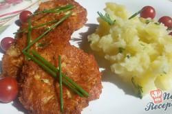 Příprava receptu Sýrové smaženky - FOTOPOSTUP, krok 7