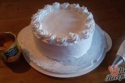 Příprava receptu Fantastický dort FLORIDA - fotopostup, krok 10