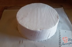 Příprava receptu Fantastický dort FLORIDA - fotopostup, krok 9