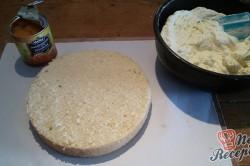 Příprava receptu Fantastický dort FLORIDA - fotopostup, krok 5