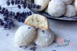 Příprava receptu Levandulové sušenky s kardamomem, krok 3