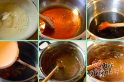 Příprava receptu Kávová esíčka, krok 2