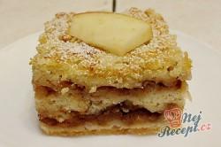 Příprava receptu Sypaná hrnková buchta s jablky, krok 9