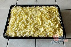 Příprava receptu Sypaná hrnková buchta s jablky, krok 8