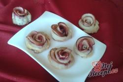 Příprava receptu Růžičky z listového těsta, krok 1