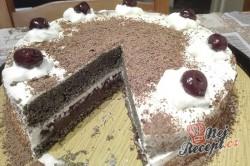 Příprava receptu Makový dort s višněmi, krok 1