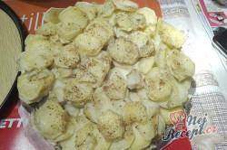 Příprava receptu Bramborové lasagne, krok 6