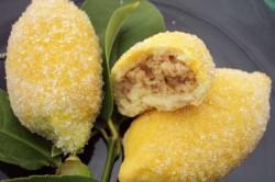 Příprava receptu Mandlové citrony, krok 9