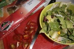 Příprava receptu Tortily plněné kuřecím masem, krok 3