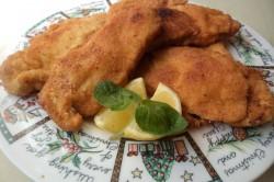 Příprava receptu Obalovaná kuřecí prsa s hořčicí, krok 7