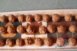 Příprava receptu Domácí Ferrero Rocher, krok 4