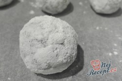Příprava receptu Buchtičky obalované v moučkovém cukru, krok 4