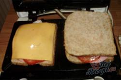 Příprava receptu Zapékané toasty, krok 6
