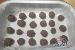 Příprava receptu Tvarohový koláč s kakaovými kuličkami, krok 3