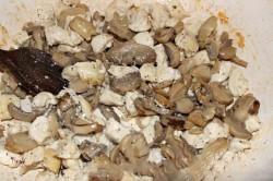 Příprava receptu Slané chuťovky z listového těsta, krok 1