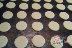 Příprava receptu Linecké vánoční cukroví - FOTOPOSTUP, krok 5