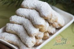 Příprava receptu Maminčiny vanilkové rohlíčky, krok 5