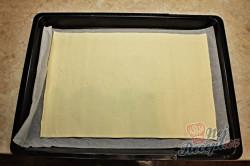 Příprava receptu Bleskové párečky v listovém těstě, krok 1