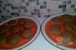 Příprava receptu Muffinky s tvarohovým krémem, krok 2