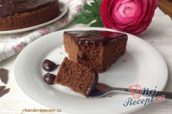 Příprava receptu Fantastický extra čokoládový koláč, krok 1