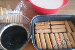 Příprava receptu Lahodné krémové ,,TIRAMISU,,, krok 8
