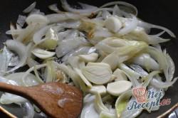 Příprava receptu Milánské hovězí řízky - FOTOPOSTUP, krok 4